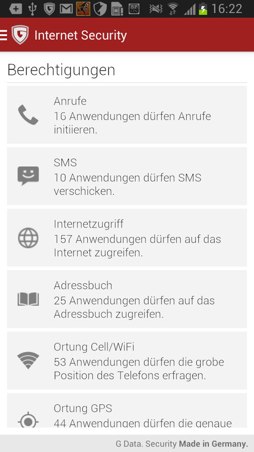android ortung sms
