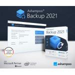 Резервне копіювання: Ashampoo Backup 2021 - безкоштовна ліцензія