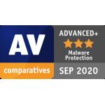 AV-Comparatives вересень 2020