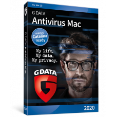 G Data AntiVirus for Mac 1 рік 1 PC