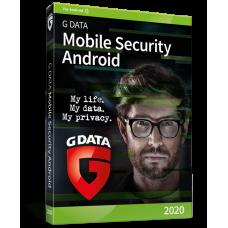 G Data Mobile Security 1 пристрій 1 рік
