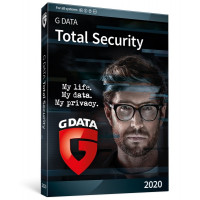 G Data Total Security 1 рік 1 ПК